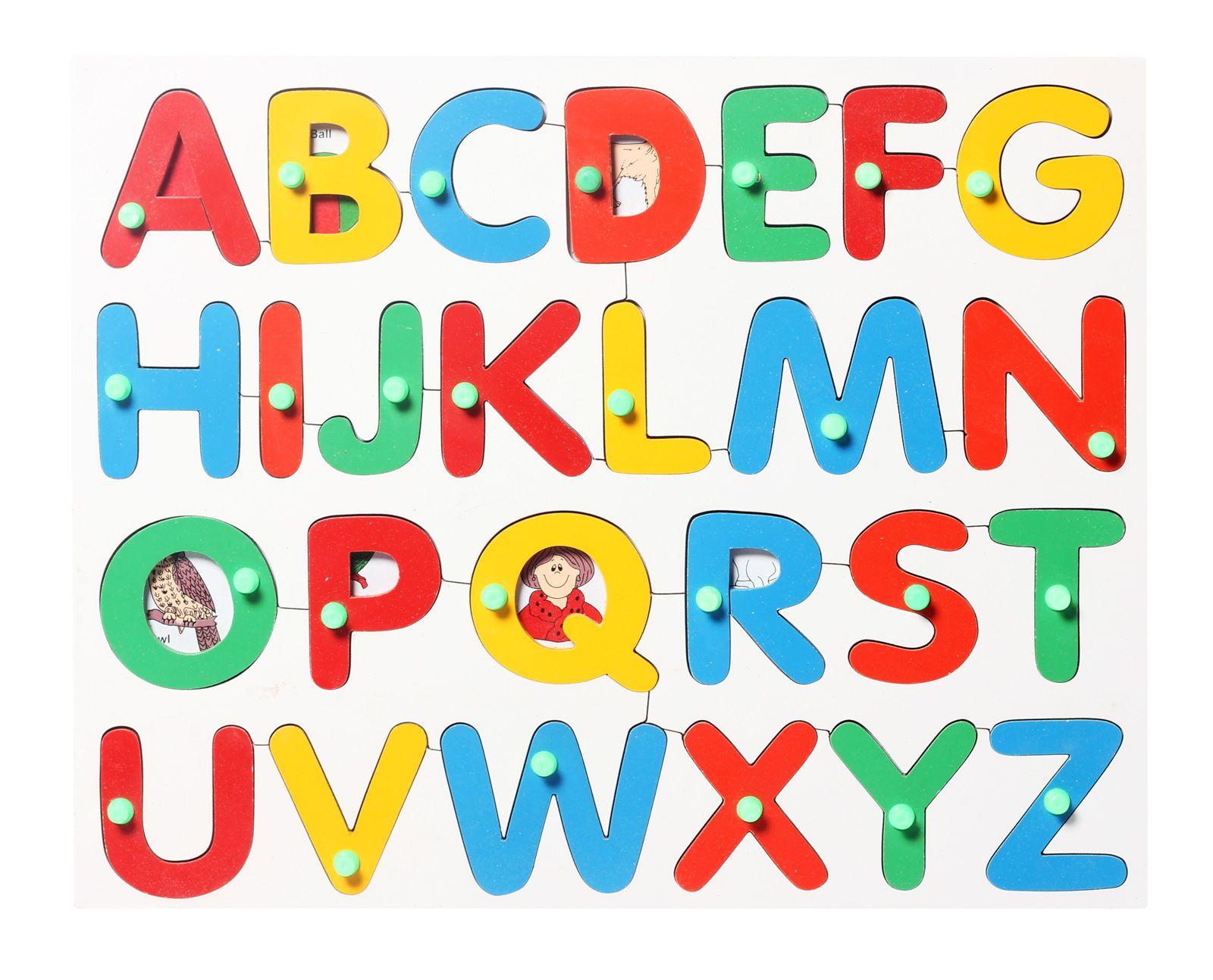 поэтому английский алфавит в красочных картинках судьба
