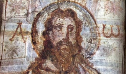 Christ_with_beard