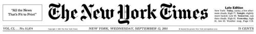 nytimes-masthead-2001-09-11