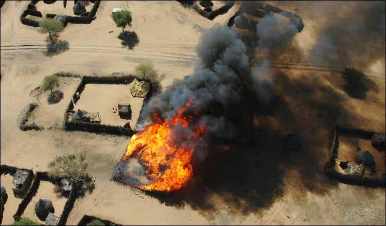 War in Darfur