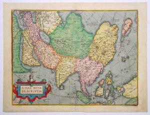 Ortelius Asia 2