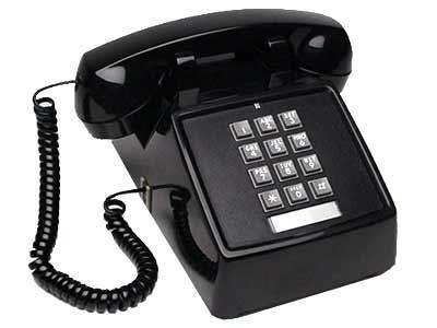 telephone, 1980