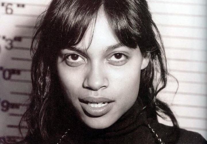 rosario dawson mimi. Rosario Dawson (1979- ) is an