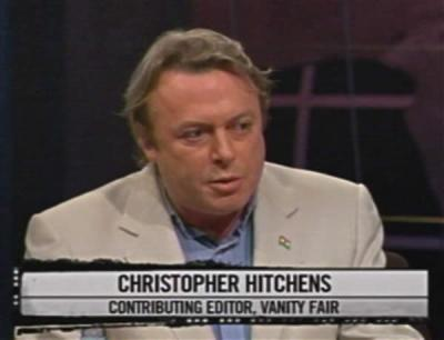 christopher hitchens obama