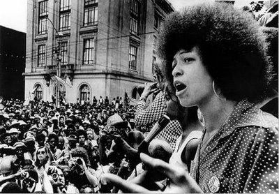 The education of Angela Davis