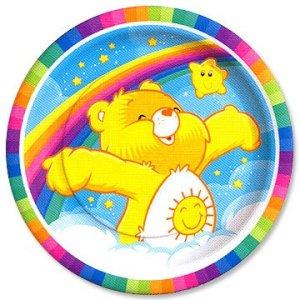 Care_Bear_Plates