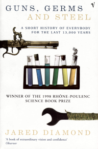 gun germs and steel Jared diamond, 1999 guns, germs, and steel: the fates of human societies (new york: ww norton) summary/digest by john mackenzie why is it that europeans conquered.