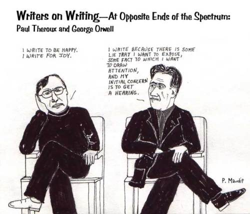 george orwell essays why i write