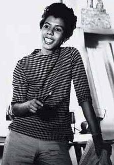 Lorraine Hansberry  1930-1965  was an American writer  best known for    Lorraine Hansberry James Baldwin