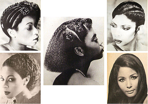 history of hair styling black 2 abagond 9509 | vintage afro hairstyles from hji co uk