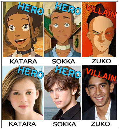 The Casting Of Last Airbender