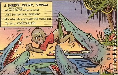 1940sc_Postcard_Alligator_01