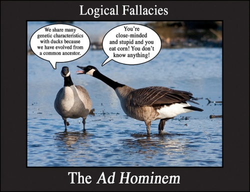 Ad hominem argument