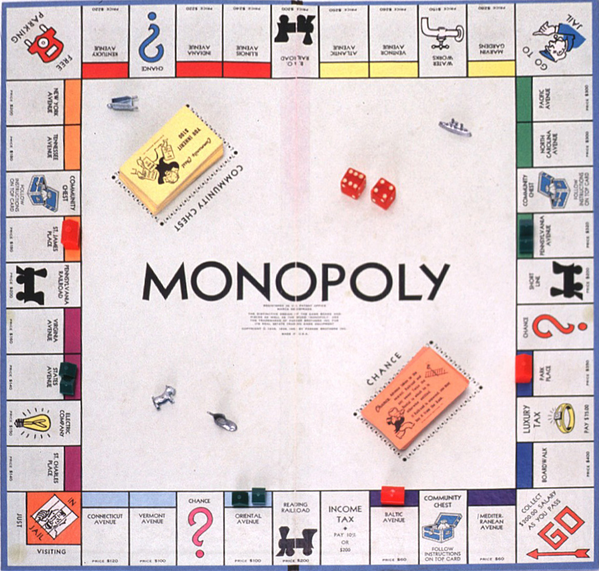 If America Were A Game Of Monopoly Abagond