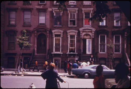 Fort greene brooklyn abagond for Classic house green street dublin 7