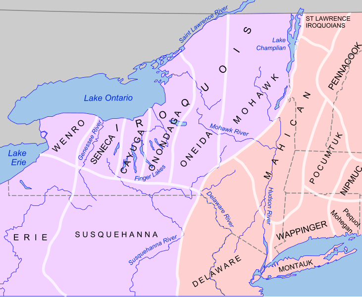 differences between iroquois and pueblo indians essay Aboriginal peoples and european nations had a history of alliances  embodied in treaties before the  highly developed among the five (later six)  nations of the iroquois in this tradition,  served, often with distinction  numerous.