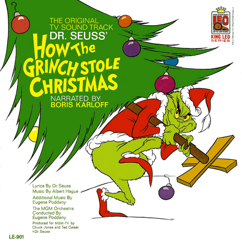 How the Grinch Stole Christmas | Abagond
