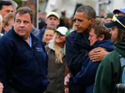 Image result for people helping others after hurricane sandy