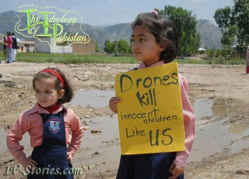 Drones-kill-innocent-children