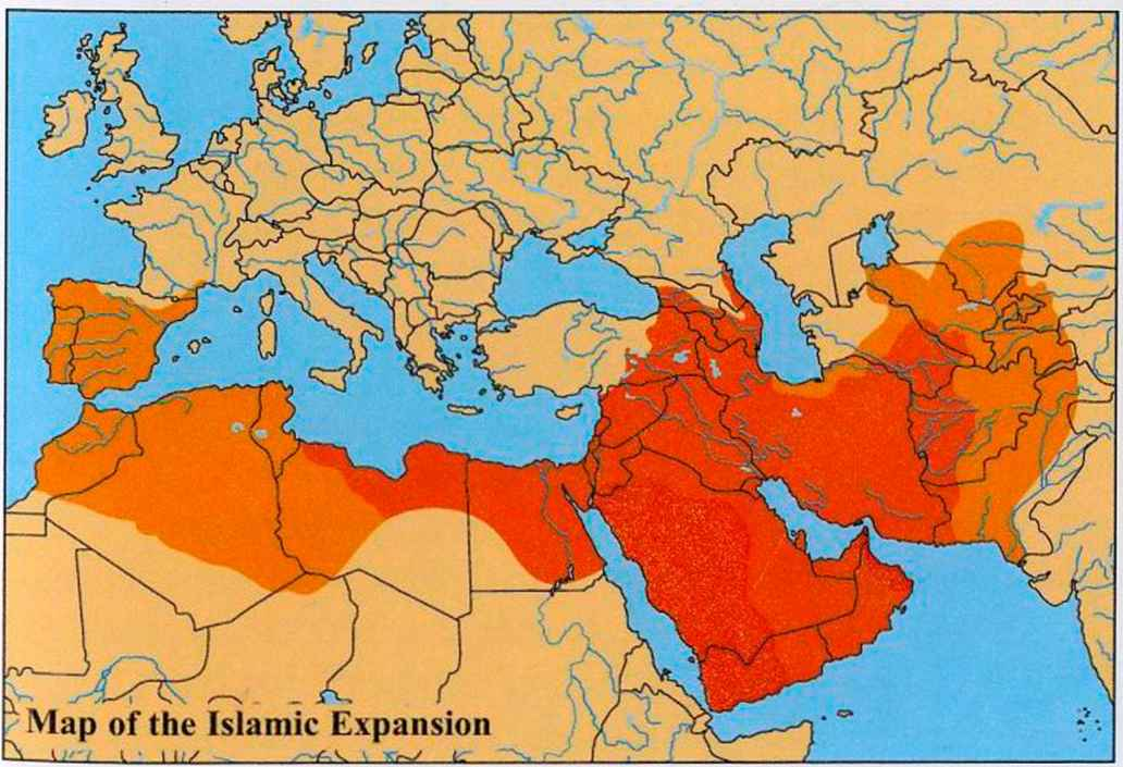 a history of the second arab caliphate the umayyad dynasty 'ali had been raised with muhammed and was the second person (after  muhammed's  another islamic faction, the kharjites, which would be a force in  early islamic history  the umayyads saw a great expansion of islamic empire  and were  while nomadic and sedentary arabs were completely accustomed to  the tribal.