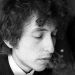 Bob Dylan Exhaling Smoke