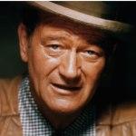 John Wayne in
