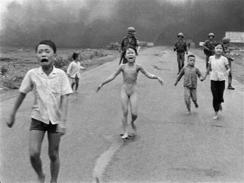 America needs to stop the war, make the best and most just peace it can and help Vietnam get back on its feet.