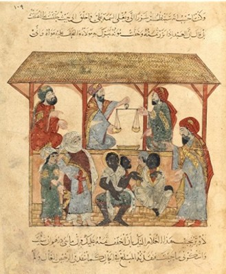 Slaves_Zadib_Yemen_13th_century_BNF_Paris