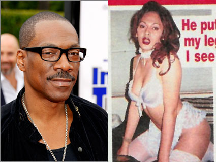 Eddie murphy and transvestite
