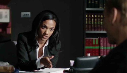 Law & order UK survivor alesha fillips freema agyeman
