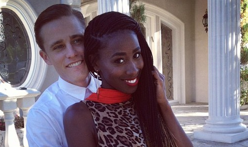 White guys hookup a black girl