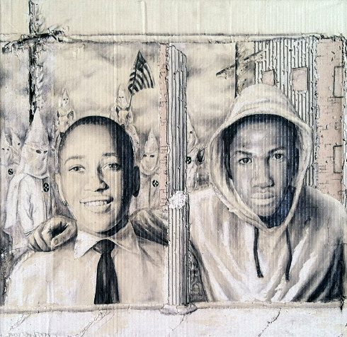 emmett-till-and-trayvon-martin