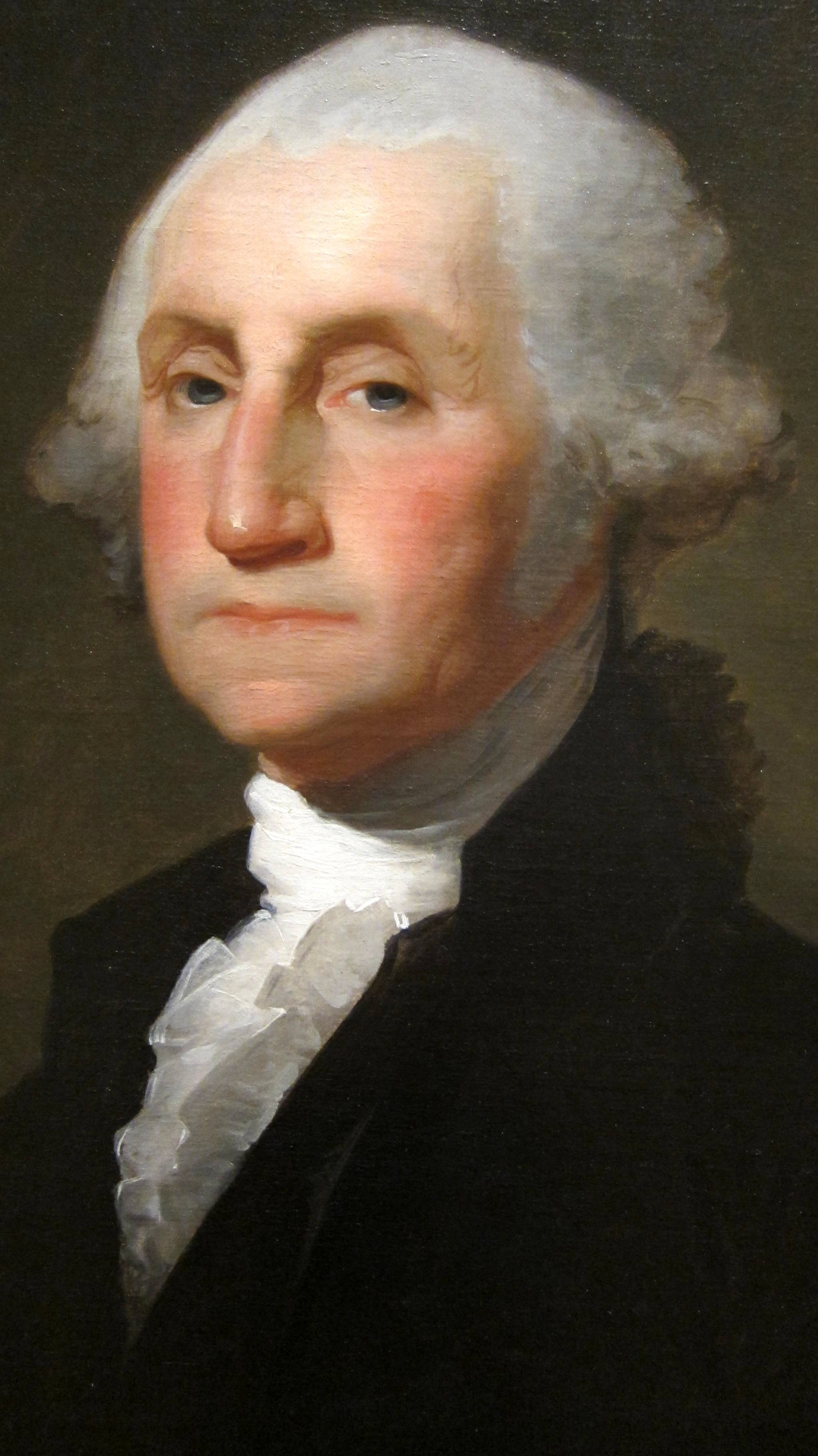 Personality ... MBTI Enneagram George Washington ... loading picture