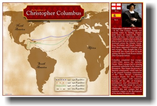 voyages-of-columbus