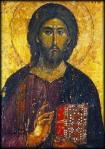 Icon of Christ Pantokrator at the Monastery of Chelandari