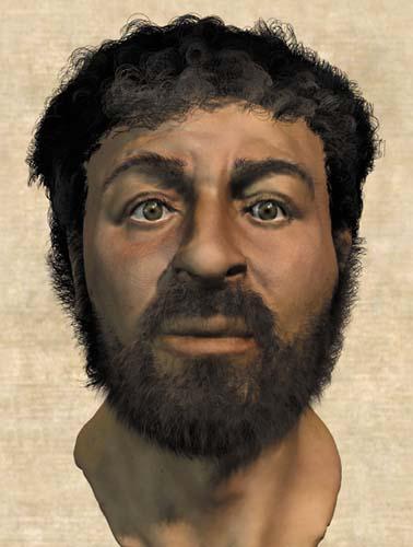 Jewish man from Jesus ...