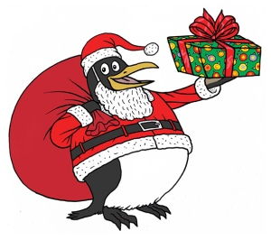 penguin-claus-by-mark-stamaty