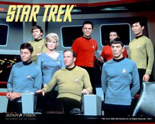"""""""Star Trek"""", 1966-1969"""