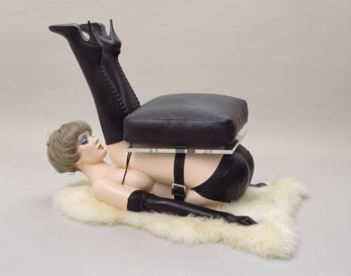 Chair 1969 by Allen Jones born 1937
