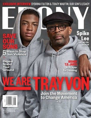 Ebony magazine, September 2013