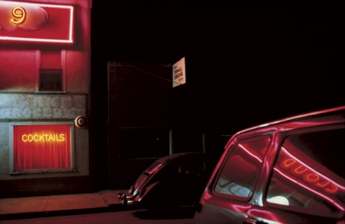 Cloud 9 Bar, Elko, Nevada, 1979 - allard