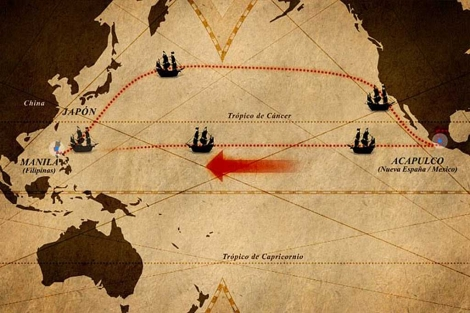 galleon-pacific-map