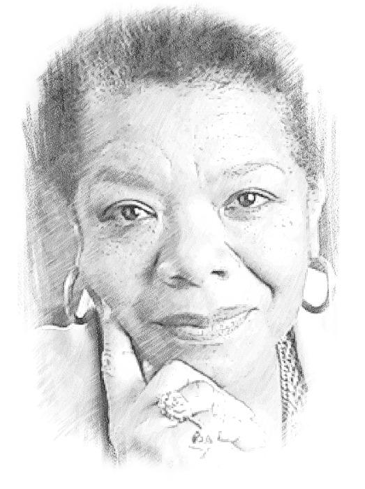 maya angelou best poems