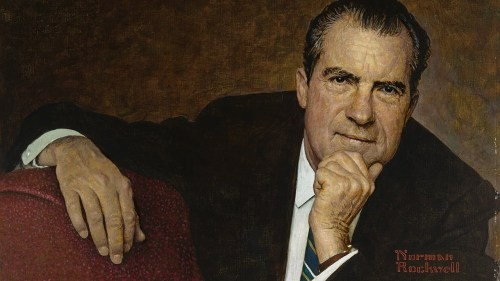 richard-nixon-by-norman-rockwell