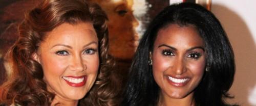 Celebrities Visit Broadway - September 18, 2013