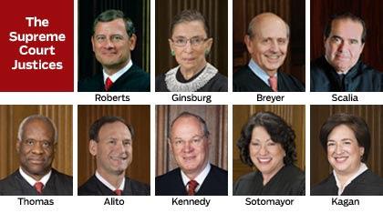 SCOTUS pix 2011