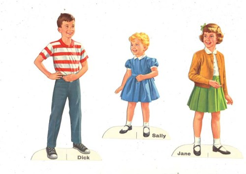 dick-jane-sally