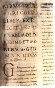 1st-pg.-of-Germania-tacitus_germania_aesinas