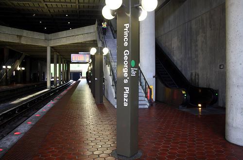PG Plaza metro