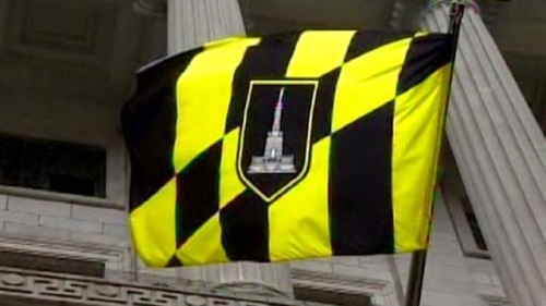 Baltimore-City-flag